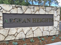 Aegean Heights Homes Mission Viejo Neighborhood