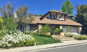 Andalusia Homes in Mission Viejo