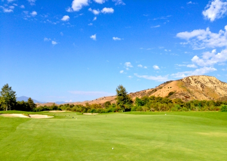 Beautiful Arroyo Trabuco Golf Course in Mission Viejo