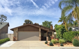Barcelona Homes in Mission Viejo
