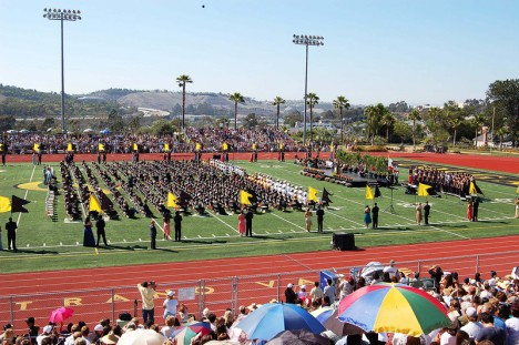 Capistrano Valley High School Mission Viejo