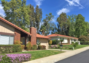 Casta del Sol Neighborhood in Mission Viejo Over 55