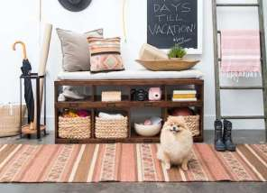 Keep the entry of your Mission Viejo Home clutter-free