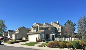 Evergreen Lakeview Homes Neighborhood in Mission Viejo
