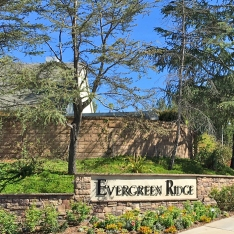 Evergreen Ridge Homes in North Mission Viejo