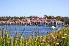 Finisterra Condos on the Lake in Mission Viejo View Homes