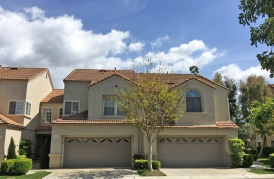Greystone Town Homes in Mission Viejo Califia