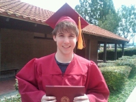Graduating from Saddleback College
