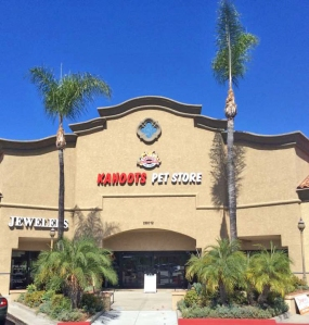 Kahoots Pet Store Supplies in Mission Viejo