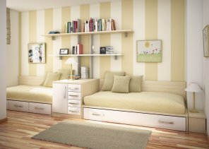 Beautiful kids or teen room remodel for your Mission Viejo Home