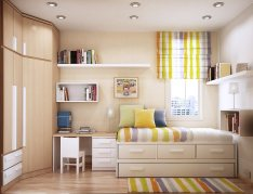 Very cool kids room remodel and decor for your Mission Viejo Home