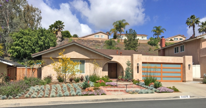 La Paz Mission Viejo Homes Single Level