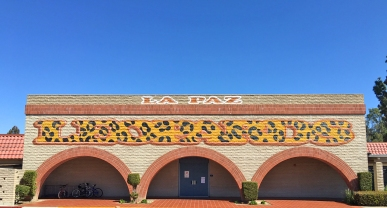 La Paz Middle School in Mission Viejo Leopards