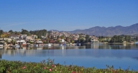 Lakefront Homes at Lake Mission Viejo