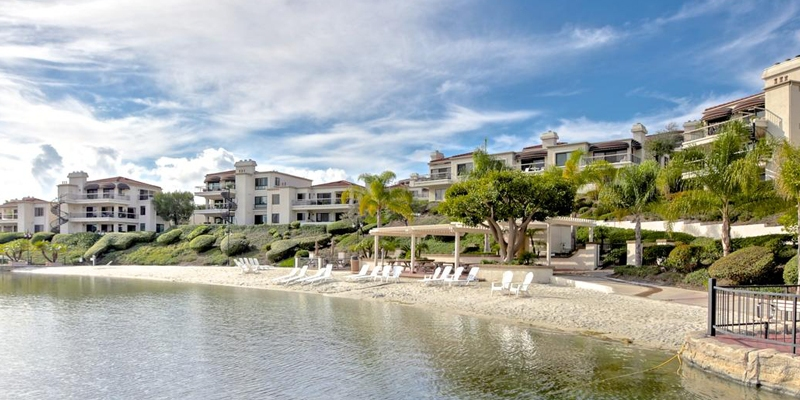 Lake Mission Viejo Mallorca Condos Private Beach