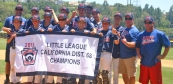 Rancho Mission Viejo Little League Champs
