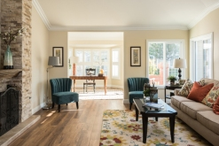 Updated Mission Viejo Home in Casta del Sol Beautiful Living Room