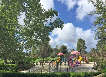 Marguerite O'Neill Park in Central Mission Viejo