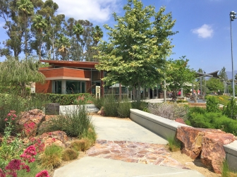 Mission Viejo Tennis Pavilion at Marguerite Recreation Center