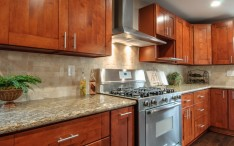 Remodeled Kitchen in Mission Viejo Home Stainless Appliances