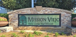 Mission Viejo Digital Sign at La Paz and Marguerite