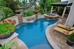 Beautiful Pool and Garden Mission Viejo Home