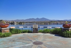 History Monument at Lake Mission Viejo