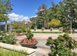 Memorial at Norman P. Murray Center Mission Viejo