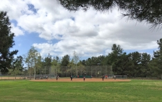 Playing Field at Oso Viejo Park in Mission Viejo