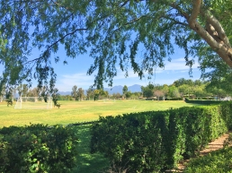 Pacific Hills Park in Mission Viejo off Fieldcrest