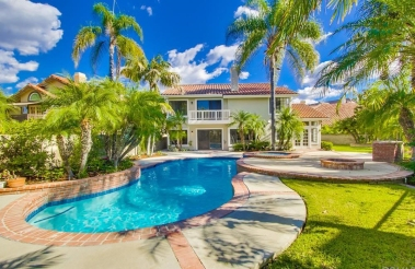 Pool Home in Pacific Hills Mission Viejo
