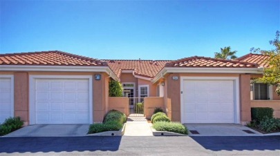 Palmia Over 55 Community in Mission Viejo Upscale Gated Community