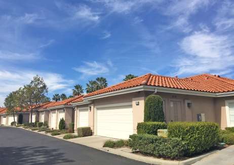 Palmia Homes Over 55 Neighborhood Mission Viejo