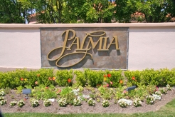 Palmia Community Entry Monument Over 55 Neighborhood