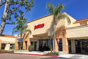 PetCo in Mission Viejo on Santa Margarita Parkway