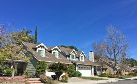 Pinecrest Homes Neighborhood in Mission Viejo North