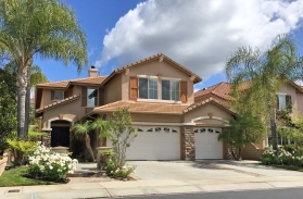 Quail Run Homes in Mission Viejo gated Community