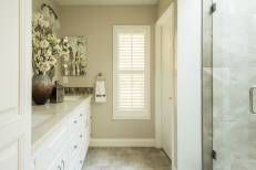 Remodeled Bathroom in Casta del Sol Home in Mission Viejo