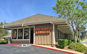 Royal Donuts and Burgers in Mission Viejo