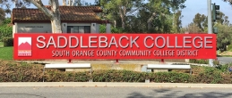 Saddleback College in Mission Viejo
