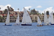 Finisterra on the Lake and Sailboats Mission Viejo