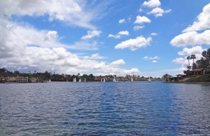 Lake Mission Viejo Sailing