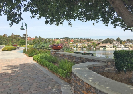Lake Mission Viejo View Area