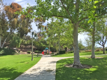 Barcelona Park in Mission Viejo