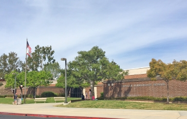 Castille Elementary School in Mission Viejo Capistrano Unified School District