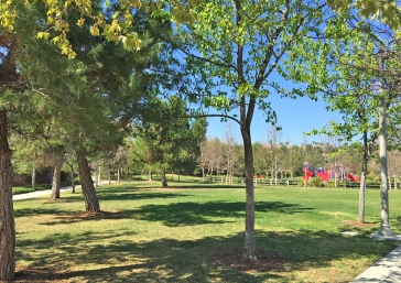 Sgt Matt Davis Park in Mission Viejo Playground and Park