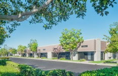 Commerce Center on Madero in Mission Viejo Stud Construction