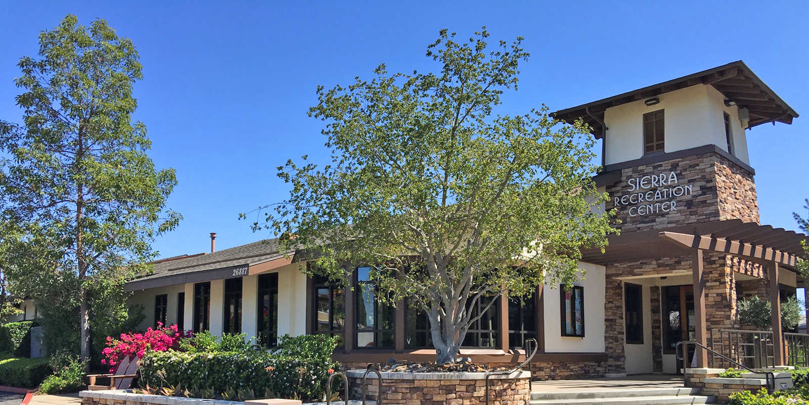 Sierra Recreation and Fitness Center Mission Viejo